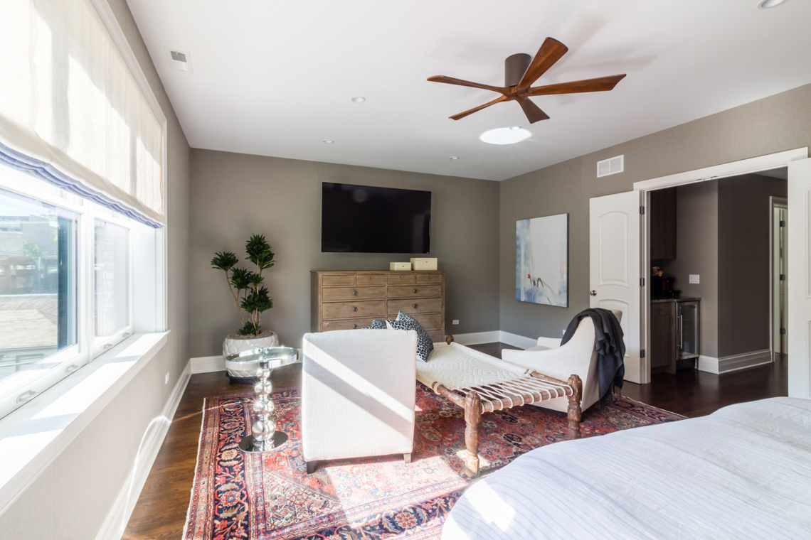 Design Build Master Suite Addition Lakeview Chicago